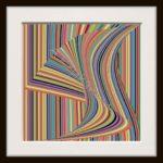 Signiert und Datiert, Farbdruck auf Papier, ungerahmt, Format: 50 x 50 cm, copyright